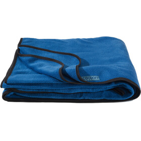 Cocoon Fleece Blanket, blue pacific